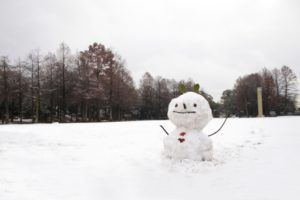 小学校受験対策塾を冬に体験!