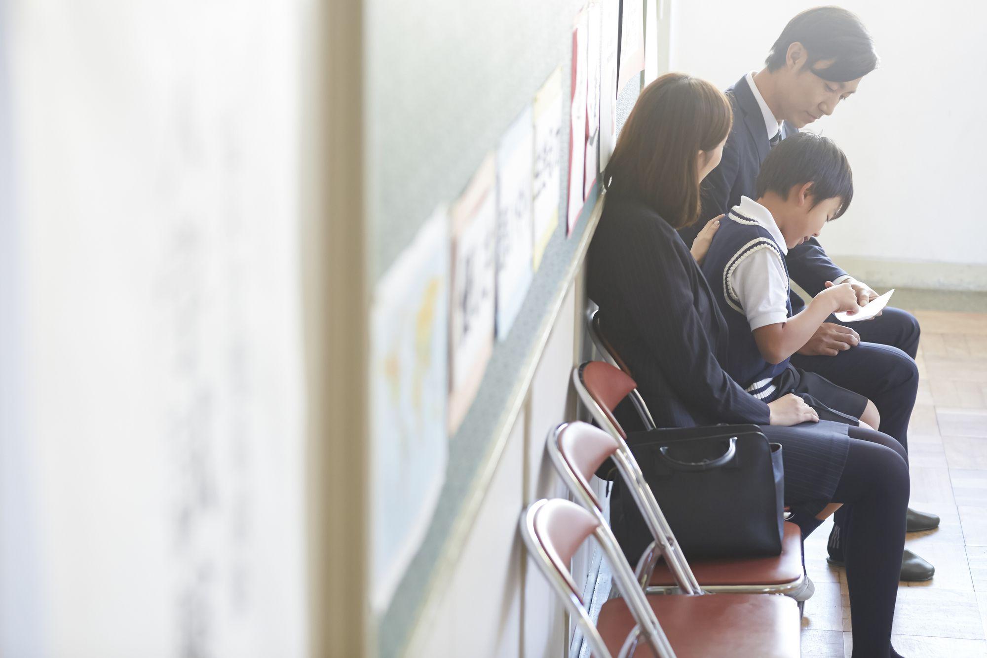 神奈川・東京にある小学校受験の難易度は?
